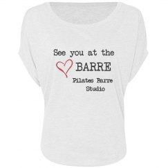 Pilates Barre Flowy Top 2