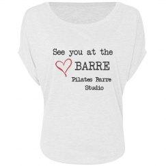 Pilates Barre Flowy Top 2
