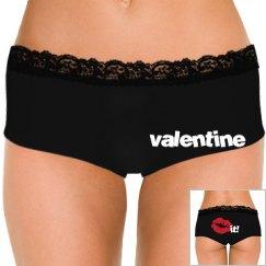 Kiss It Valentine!