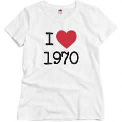 I love 1970