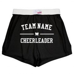Custom Team Cheer Shorts