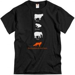 Animals Say