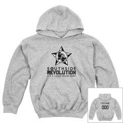 Youth Hoodie - Black Logo