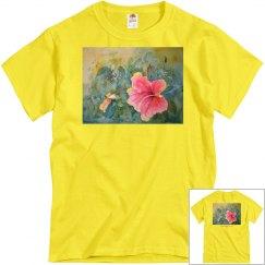Hibiscus f/b