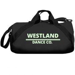 Westland Glow in the dark Black dance bag