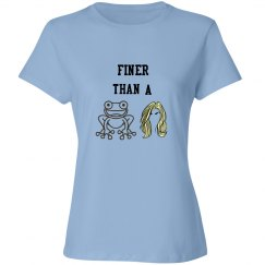 Finer Than Frog Hair