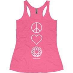 Peace Love Korsi
