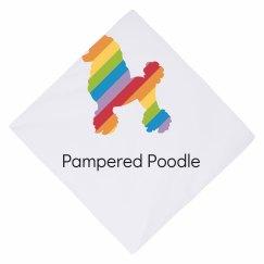 Pampered poodle