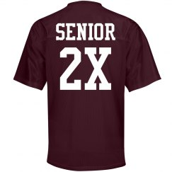 Senior 2018 Jersey