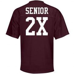 Senior 2021 Jersey