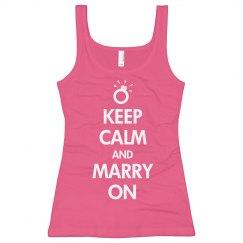 Keep Calm & Marry On