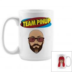Coffee Mug - Team Pinup