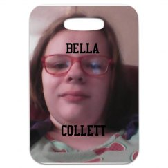 Bella Collett luggage tag