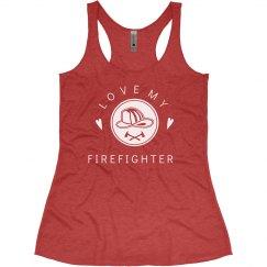 Firefighter Girl Love