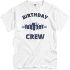 Birthday Crew Tee