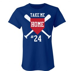 Take Me Home Baseball GF