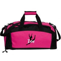 Zoe dance bag