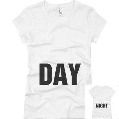 Night and day shirt