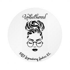 Unbothered Pin