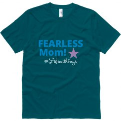 Fearless Mom (Soft Unisex)