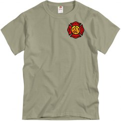 Wildland Structure Fire Rescue Maltese Crest