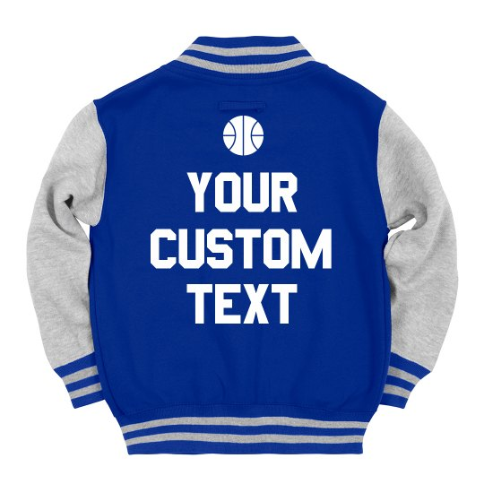 Personalized Youth Sport Varsity Jackets