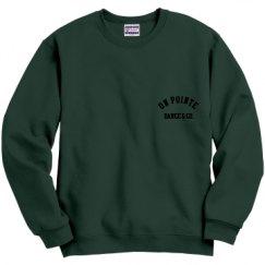 Unisex Film and Foil Crewneck Sweatshirt