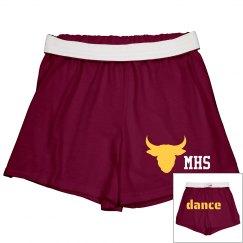 Dance Team Camp Shorts