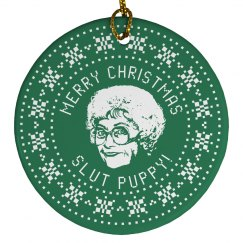 Golden Girls Merry Christmas