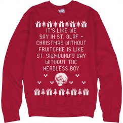St. Olaf Ugly Christmas Sweater