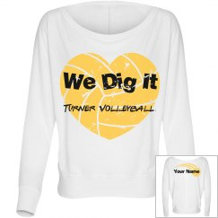 Sports:Volleyball DigTeam