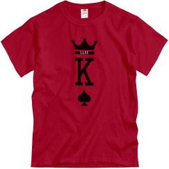 My King Tee - Red