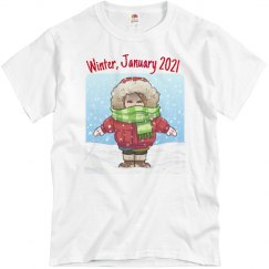 Winter, 2021