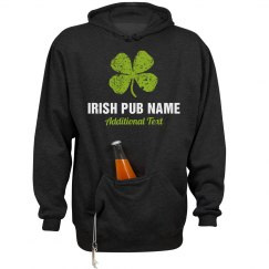 Custom Irish Pub Beer Hoodies