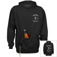 Nomad front and back hoodie