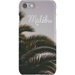 Cute Trendy Malibu All Over Print