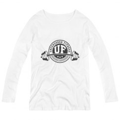 Uncensored Fitness Long Tee Maternity