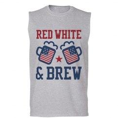 Celebrate Red, White, & Brew