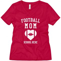 Custom Comfy Football Mom