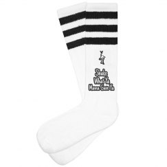 Logo Tube Socks