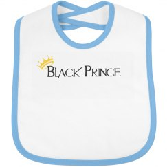 Black Prince Bib