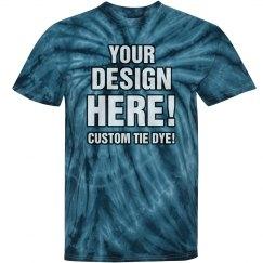 Customize a Tie Dye
