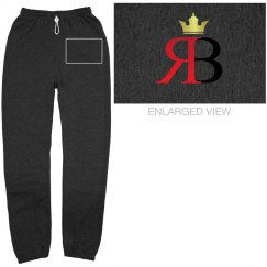 RED BOTTOM SWEAT PANTS