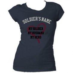 Soldier Pride Custom Tee