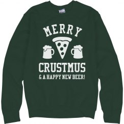 Merry Crustmus & Happy New Beer