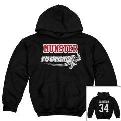 Youth Football Hoodie