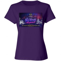 G6 NOLA2018 Masquerade - Ladies Relaxed Fit CBT (S-4XL)