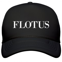 Black FLOTUS Hats