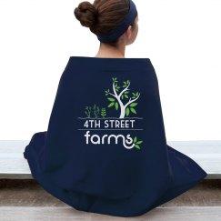 4th Street Farms Blanket