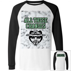 TheOutboundLiving All these Changes longsleeve